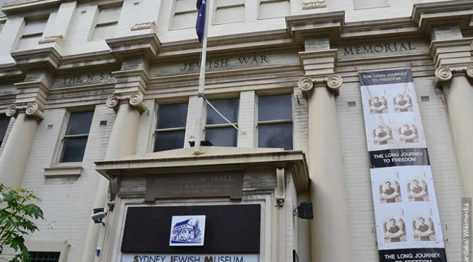 DO WE HAVE FOCUS?–Supporting Holocaust Survivor Guides and Volunteers atThe Sydney Jewish Museum