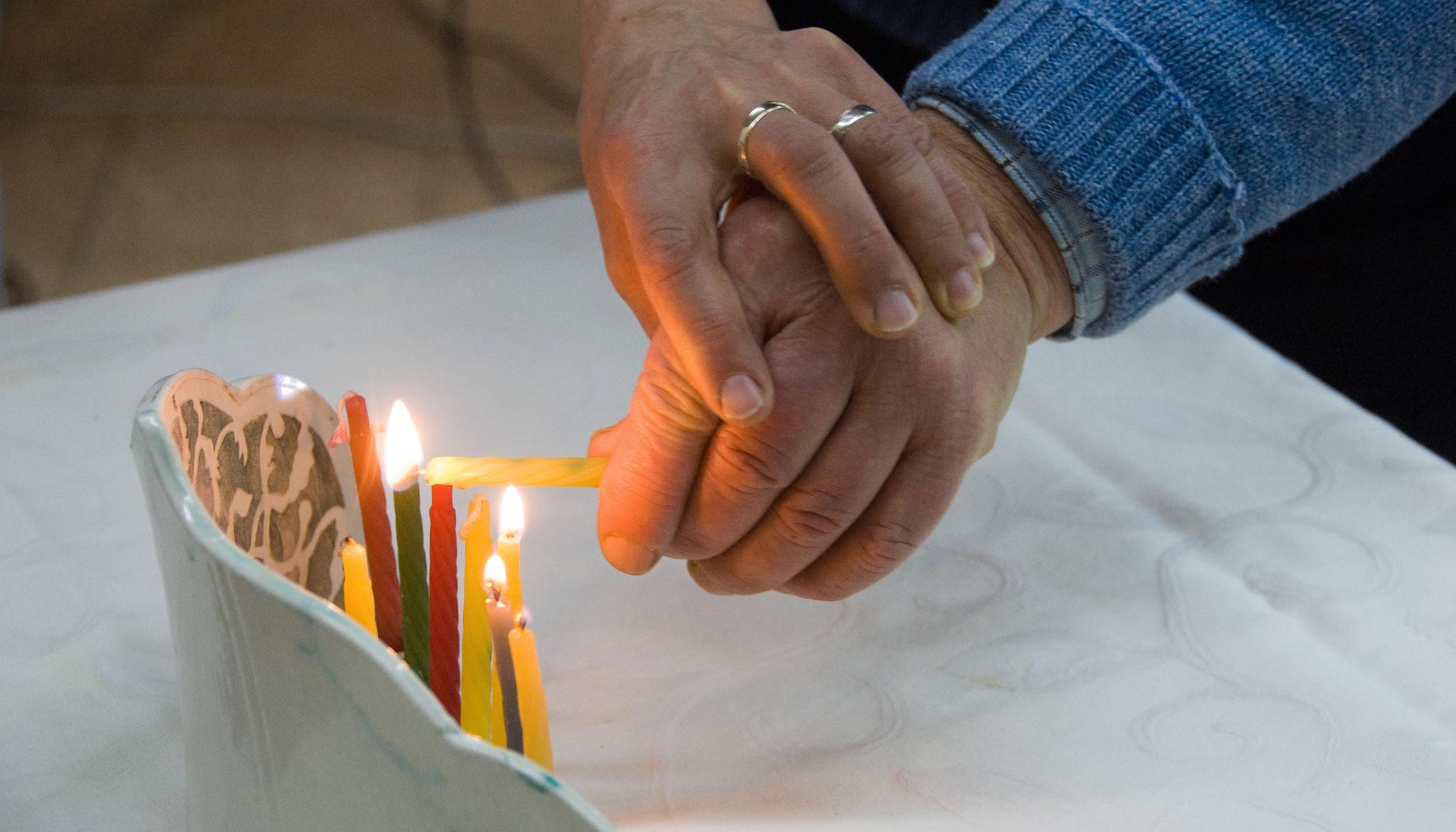 How A Holocaust Survivor Incorporates Spirituality Into Her Life: A Case Study