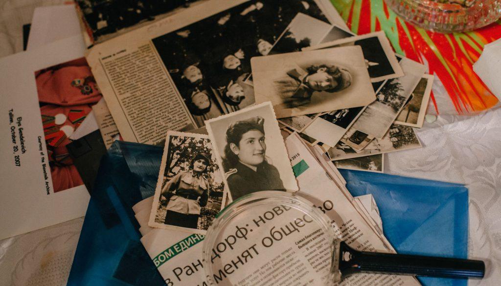 Holocaust Survivor Psychology